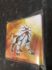 Official Pokemon Sun Steelbook Case (No Game) New