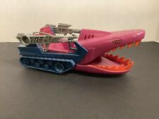 Vintage 1985 He-Man Masters Of The Universe Land Shark