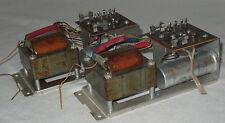 2 Grundig rete Trasformatore F TUBI AMPLIFICATORE Transformer 6,3 V 245v for tube amp