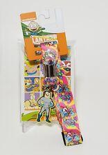 NEW Nickelodeon Ren & Stimpy Lanyard, ID Badge Holder, Key Chain