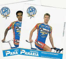 Cyclisme, ciclismo, wielrennen, radsport, cycling, EQUIPE CERAMICHE PANARIA 2000
