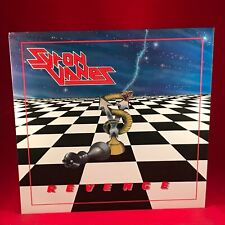 SYRON VANES Revenge 1986 UK vinyl LP EXCELLENT CONDITION NWOBHM EBONY EBON 36