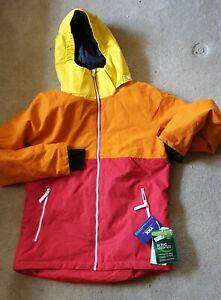 New Colour wear (CLWR)  Boys Multicoloured Ski/Snowboard Jacket 14/15 years