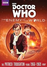 Doctor Who: Enemy of the World (DVD, 2013, US Region one) BBC AMERICA - from UK