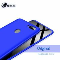GKK Colorful Case Matte 3 IN 1 360° Protection Cover For Oppo Realme 2/ 2 Pro