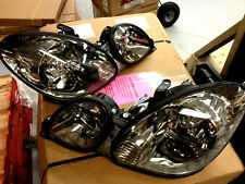 98-05 New Oem Lexus GS300 GS400 GS430  Front Headlight Set Left & Right 99 00 01