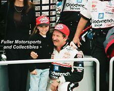 DALE EARNHARDT SR DAYTONA 500 1998 VICTORY LANE 8X10 PHOTO NASCAR WINSTON CUP