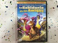 EN BUSCA DEL VALLE ENCANTADO LA SABIDURIA DE LOS AMIGOS DVD UNIVERSAL