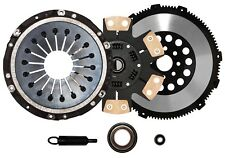 QSC Toyota Supra 1JZGTE 2JZGTE R154 Stage 3 Clutch Kit + Chromoly Flywheel
