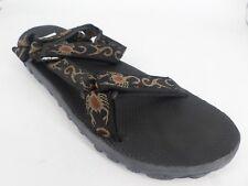 Teva Storm Universal Black Scorpion Strappy Sandals UK 14 EU 49.5 LN41 55