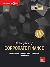 Principles of Corporate Finance by Myers Brealey