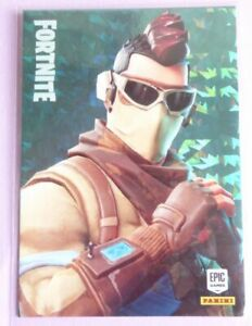 CRYSTAL Trading Cards FORTNITE Serie 1: 117 ARMADIILLO