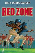 Red Zone (Barber Game Time Books)-ExLibrary