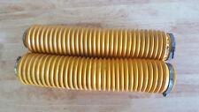suzuki dr 650 yellow fork cover OEM