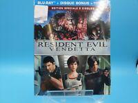 film neuf blu ray resident evil vendetta capcom jeu video