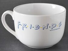 Friends TV Show 1995 Large Mug Soup Cup Loves Me Loves MeNot