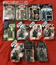 STAR WARS Trilogy Vintage 30th POTF Black Series 3 3/4 Darth Vader New