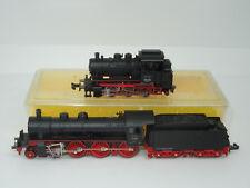 Minitrix Spur N 2 Dampfloks BR 17 und BR 89