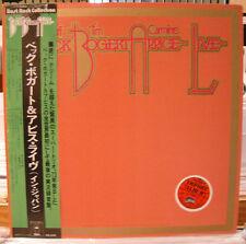 LP BECK, BOGERT, APPICE--LIVE JAPANESE  2LPs-GATEFOLD w/ OBI ORANGE EPIC LABEL