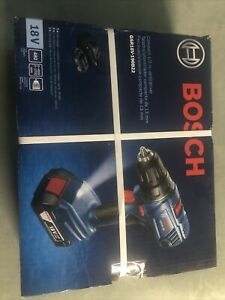 Bosch 18v GSR18V-190B22 Compact Drill/Driver Battery, Charger, And Carrying Case