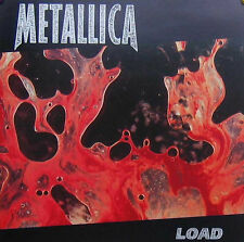 METALLICA POSTER, LOAD (SQ27)