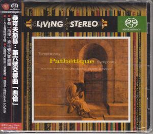 Tchaikovsky: [EU 2004] Pathetique Symphony; Heifetz; BSO/Monteux (NEW)      SACD