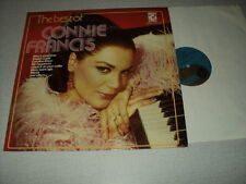 CONNIE FRANCIS 33 TOURS LP THE BEST OF CONNIE FRANCIS