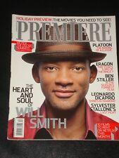 PREMIERE magazine 2006, Will Smith, Leonardo DiCaprio, Sylvester Stallone, RARE