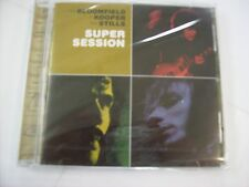 BLOOMFIELD/KOOPER/STILLS - SUPER SESSION - CD NEW SEALED 2003