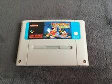 Super Nintendo The Magical Quest starring Mickey Mouse FAH Très Bon état