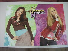 Hannah Montana Giant 100pc Extra Dimension Puzzle Made 2D Displayed in 3D 2008