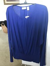 chicos blouse size 0 nwt