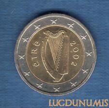 Irlande 2002 2 euro SUP SPL Provenant d'un rouleau – Ireland