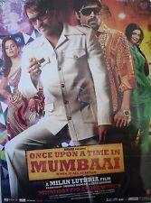 ONCE UPON A TIME IN MUMBAAI - ORIGINAL BOLLYWOOD DVD - Ajay Devgn, Emraan Hashmi
