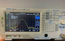 Rigol Dsa710 Spectrum Analyzer 100khz 1ghz