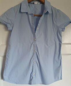 Gap Pale Blue Kids Shirt- Size XXL