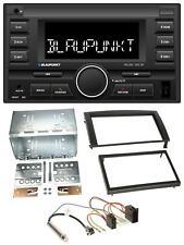 Blaupunkt MP3 USB 2DIN Bluetooth AUX Autoradio für Skoda Fabia 2004-2007 6Y Face