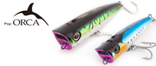 Shimano Pop Orca Saltwater Poppers FREE SHIPPING WITHIN US
