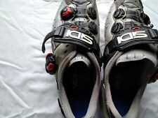 Sidi road cycling shoes 44