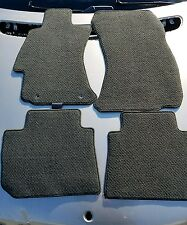 2015 Subaru Impreza Floor Mats 9 Pieces, carpet set, all weather, cargo cover.