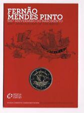 PORTUGAL 2 EURO 2012 FERNAO MENDES PINTO  COINCARD