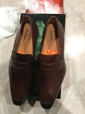 magnani for neiman marcus Oxford shoes brand new in a box size 12m