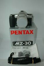 PENTAX MZ-30  35 MM FILM CAMERA BODY : NOT FULLY TESTED.