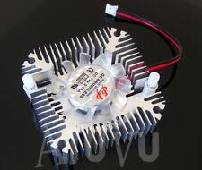 Dissipateur thermique 55mm Ventirad CPU GPU Chipset VGA Video Aluminium ALU
