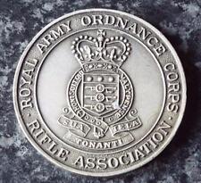 Royal Army Ordnance Corps Rifle Association 1960's Medal