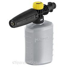 KARCHER Snow Foam Adjustable Lance For Car Valeting Cleaning Nozzle Bottle 0.6L