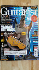 Guitarist Magazine Issue 333 September 2010 Rare O.O.P (Steve Vai) Blade, Fender
