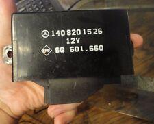 (1)1992-99 Mercedes W140 Heated Seats Control Module Relay 1408201526 S500 300SE
