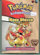 Pokemon - Mazzo FOSSIL - MAGA BLOCCO - Sigillato Theme Deck Tematico ITA