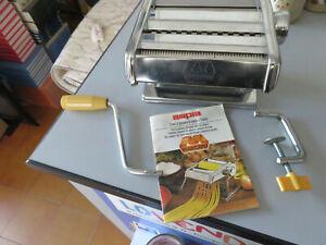 MARCATO Wide 150 Classic Machine Paste Manual For Sheets Fettuccine